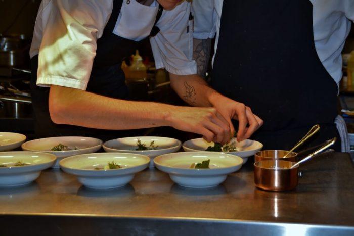Vælg et gourmetophold og bliv forkælet med lækker mad